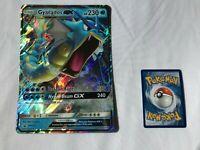 Gyarados GX JUMBO ULTRA RARE SM212 Promo Hidden Fates Pokemon Card NM Holo