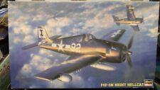 1/32 Hasegawa F6F-5N Night Hellcat