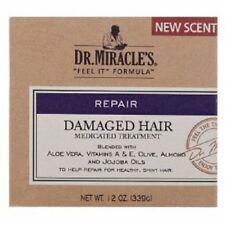 DR. MIRACLE's FEEL it ripara i capelli danneggiati trattamento Medicato (DM12) 12 OZ (ca. 340.19 g)