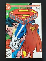 THE MAN OF STEEL #5 DC COMICS 1986 NM+
