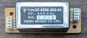 Yaesu 2.0kHz SSB FILTER XF-455K-202-01 for FT-1000 (XF-110SN)