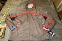 NWT NFL Tampa Bay Buccaneers Bucs MIDWEIGHT Jacket Coat - Vintage - SIZE XXL