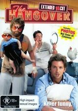 THE HANGOVER Extended Uncut New Dvd BRADLEY COOPER ***