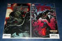 Venom Marvel Comics vol 4 NM 1st App of Codex Venomized Avengers #27A