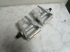 Vintage Bike Bicycle Sugino Pd-1000 Pedals Clips Mtb Road