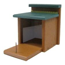 Woodlink Squirrel Munch Box/Feeder Recycled Plastic 1.7 lbs. Peanuts Capacity