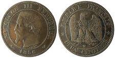 NAPOLEON  III  ,  2  CENTIMES  1856  W  LILLE