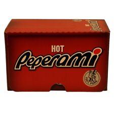 Peperami Hot Box (24x22.5g) - MAR 2022 - FREE P&P ONLY £13.25