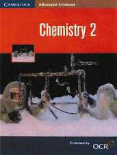 (Good)-Advanced Chemistry: Volume 2: Inorganic and Organic Chemistry Vol 2 (Camb