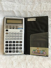 VINTAGE Casio 10 DIGIT Scietific Calculator FX 3600P Made In Japan Working Great