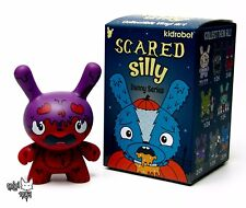"G.M.D. (Variant) - Kidrobot Scared Silly Dunny Series by The Bots 3"" New"