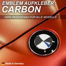 Carbon Schwarz oder Silber Emblem Aufkleber Ecken für BMW!! E31 E46 E60 E65 E90