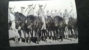WW1  horse men