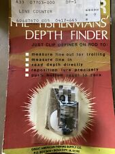 The Fishermans Death Finder Line Counter For Fishing Reel Pole Rod