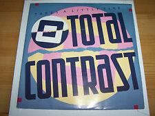 "Total Contrast - Takes A Little Time - 7 "" Single"