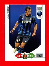CALCIATORI 2010-2011 11 - Adrenalyn Panini Card BASIC - MILITO - INTER
