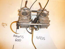 Polaris XC 600 SP 38mm Flatslide carburetor assy 2001-2005