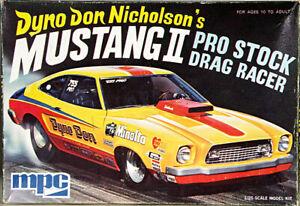 "MPC ""Dyno Don"" Nicholson Mustang II Pro Stock"