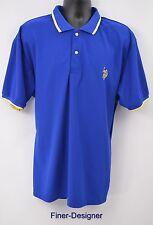 US POLO ASSN USPA Golf Shirt knit top button collar rugby classic Men's XXL NEW