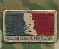 NAVSOC SAS JTF2 KSK ELITE BLACK OPS OPERATOR VELCRO SSI: Major League Pron Star