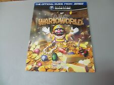 WarioWorld Nintendo Power Strategy Guide - GameCube
