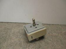 Kitchenaid Range Element Switch Part # 9755173