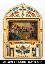 The Last Supper Home Blessing Icon Jordan Water Jerusalems Stones Galilee Oil