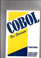 Cobol for Students-Andrew Parkin,etc., Richard Yorke, Roger Barnes
