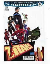 Titans # 14 Variant Cover Nm Dc