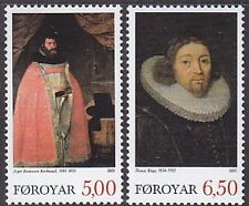 Faroe Is. 2003 Theologians Set UM SG459-60 Cat £2.90