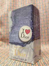 Vintage 2002 I Love Dior SEALED 1.7 oz 50 ml Eau de Toilette Spray RARE LIMITED