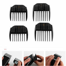 Set 4 Professional Electric Hair Clipper Trimmer Guide Comb Attachment