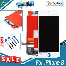 Replacement For Apple iPhone 8 LCD Screen Digitizer Touch Display Assembly White