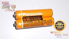 2-8 Pcs Aaa Panasonic 630mAh 3A 1.2V Ni-Mh Rechargeable Battery Cell For Mp3 Rc