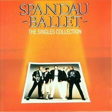 SPANDAU BALLET--The Singles Collection--CD