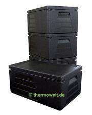 4 x Profi Thermobox Isolierbox Kühlbox 1/1 GN 230mm Nutzhöhe NEU