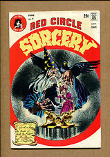 Sorcery #7 - Chilling and Weird Tales! - 1974 (Grade 8.0) WH