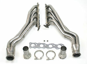 JBA 6012S 2007-2019 TOYOTA TUNDRA 5.7L 1 3/4'' STAINLESS LONG TUBE HEADERS