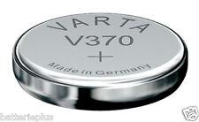 10-pc Varta 370 Batería de reloj 1,55V SR920W / V370