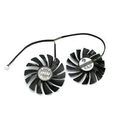 PLD09210S12HH DC12V 0.40A Graphics Card Cooling Fan For MSI GTX 1070Ti ARMOR 8G