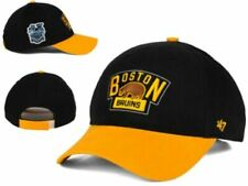 New Boston Bruins '47 NHL Winter Classic Youth Size MVP Adjustable Hat __B85