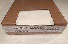 IKEA Ektorp Bezug für Hocker Blekinge weiß 100.340.90