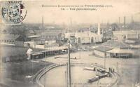 CPA 59 TOURCOING EXPOSITION INTERNATIONALE 1906 VUE PANORAMIQUE