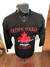 MENS Small Hockey Jersey Olympic Hockey Academy Canada