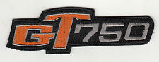 SUZUKI GT750 EMBROIDERED PATCH