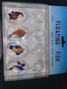 Nautical Glass Balloon Floating Fish