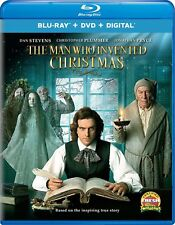 The Man Who Invented Christmas (Blu-ray)(Region Free)