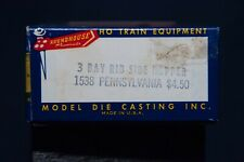 ROUNDHOUSE PRODUCTS 1538 40' 3-BAY RIB-SIDE HOPPER CAR  PENNSYLVANIA 10214