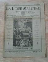 La Lega Marittima - Rivista Illustrato - Numero 174 - 25 Mars 1919