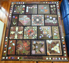 Pieceful Garden -  quilt pattern by Therese Hylton